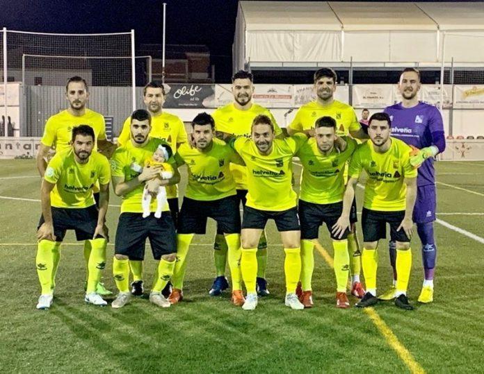 El Begíjar empató a uno con el Rincón en partido de Copa Andalucía