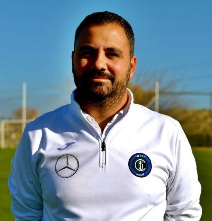 Fallecimiento del entrenador del equipo cadete B de Inter de Jaén, Juan Antonio Curpián