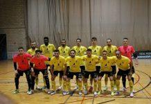 Formación del Jaén FS