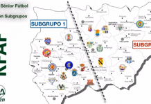 Subgrupos de Primera Andaluza