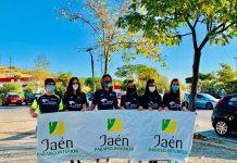 Equipo femenino del Unicaja
