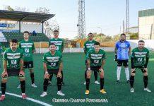El Mancha Real se impuso al Villanueva en partido de pretemporada