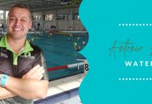 Entrevista a Antonio Adamuz, preparador físico del club de waterpolo Málaga. /A.ADAMUZ