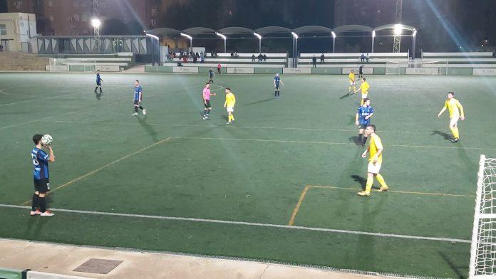 Inter de Jaén y Huelma se enfrentaron en el Sebastián Barajas