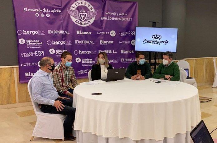 Líberos Real Jaén se presenta en sociedad
