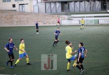 Inter de Jaén se impuso por uno a cero a La Guardia
