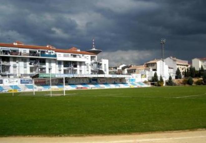 Campo fútbol Maracena