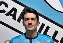 Andrés Mármol, nuevo jugador del Villacarrillo CF