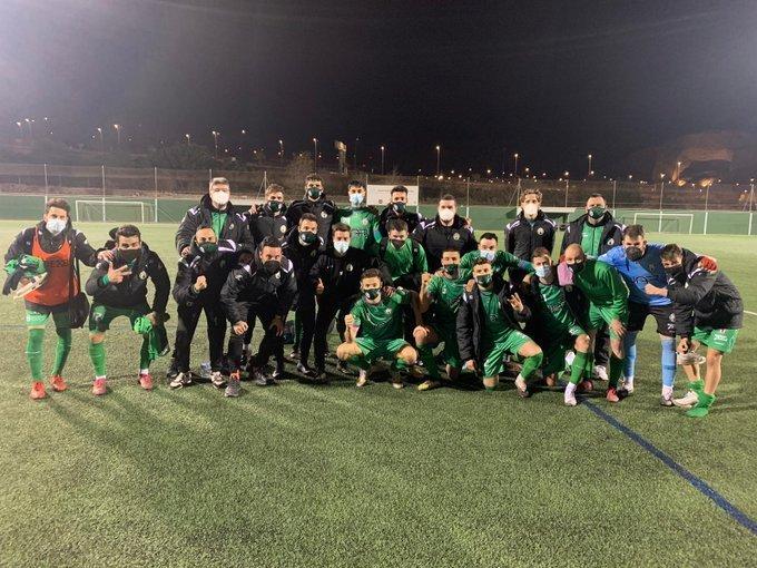 Crónica de la victoria del At Mancha Real en el campo del Poli Almería