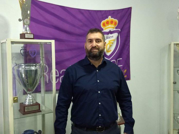José María Pajares, nuevo entrenador del Real Jaén/REAL JAÉN.
