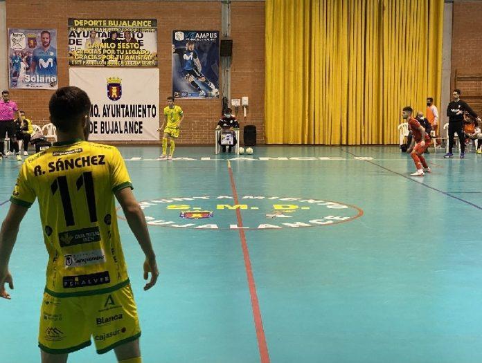 El Jaén FS cae en Bujalance por 5 a 3