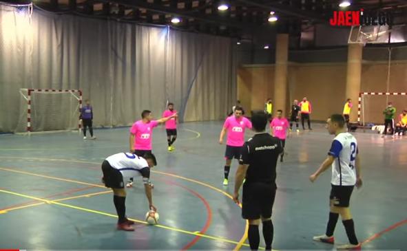 Resumen jornada Segunda Andaluza fútbol sala