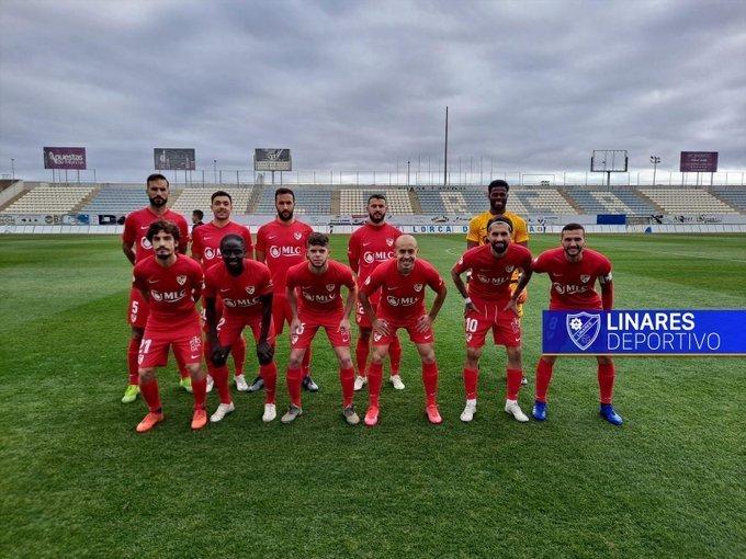 Crónica Lorca Deportiva 0-3 Linares Deportivo