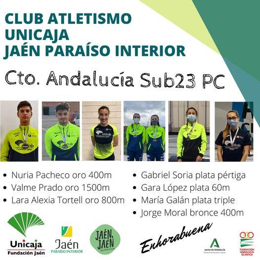 El club se trajo de Antequera tres medallas de oro, otras tantas de plata y una de bronce, 7 en total. / UNICAJA