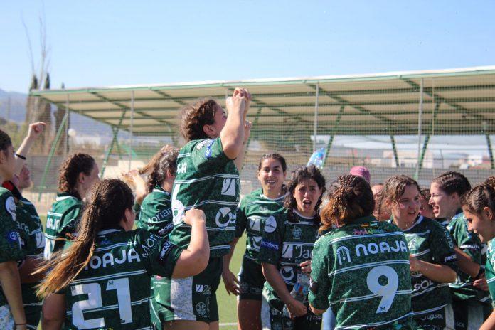 La defensa es uno de los puntos fuertes del equipo femenino./ Amanda Tercero Araque