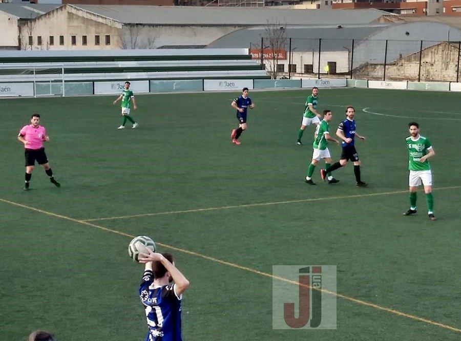 Crónica Inter de Jaén CF 0-2 Valdepeñas CF