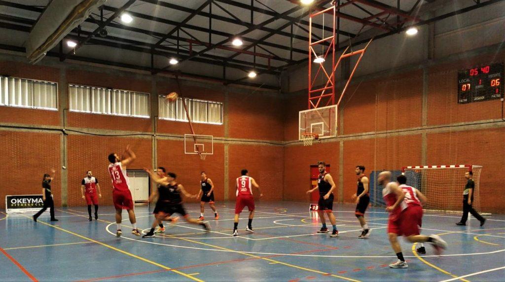 Jaén CB vence en Córdoba