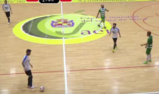 Resumen de la jornada Segunda Andaluza Futsal Jaén