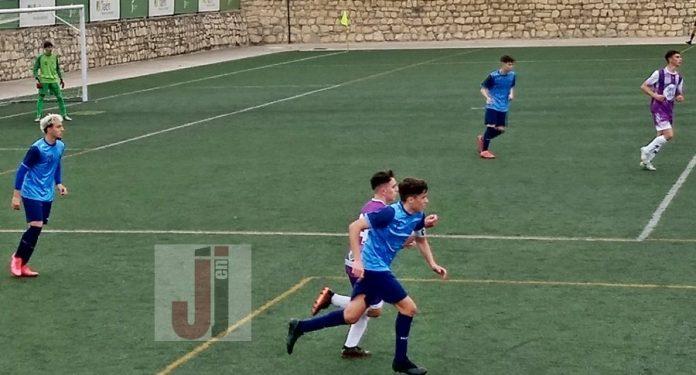 Crónica At Jaén 1-1 CD Media Liga Nacional Juvenil