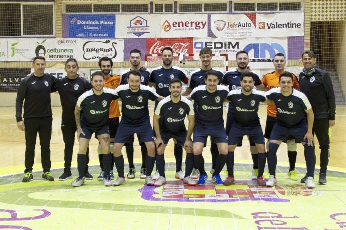 Resumen jornada Segunda Andaluza Futsal