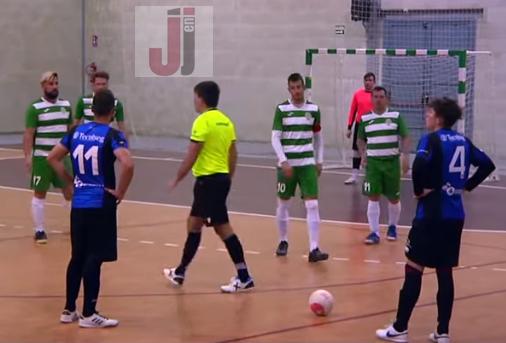 Resumen jornada Segunda Andaluza fútbol sala Jaén