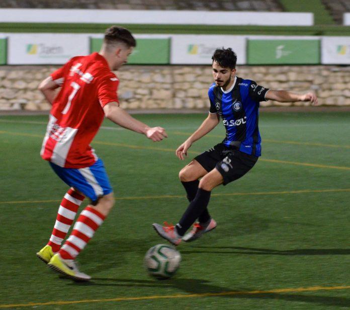 Resumen jornada Primera Andaluza Jaén