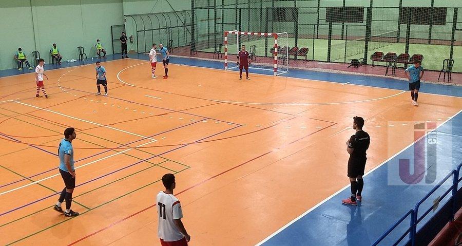 Crónica At Lahiguera 7-5 EMD Villacarrillo