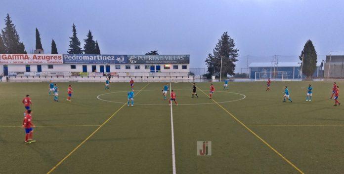 Crónica Villacarrillo CF 2-0 Baeza CF