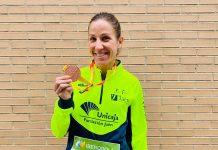 Para Natalia Romero no ha sido suficiente la consecución de la medalla de bronce en el pasado Campeonato de España. / UNICAJA