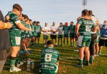 Jaén Rugby arranca este fin de semana su segunda y definitiva fase. / FRANCISCO DÍAZ