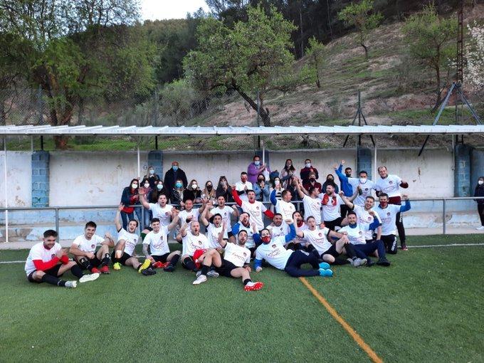 El Alcalá Enjoy asciende a Primera Andaluza