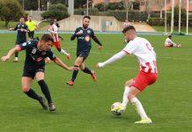 "Crónica UD Almería ""B"" 1-0 UDC Torredonjimeno"