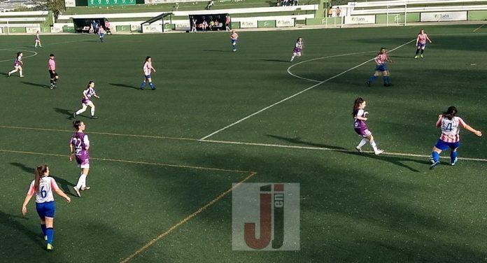 Actualidad fútbol femenino Jaén