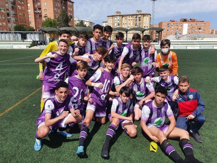 Ascenso Atlético Jaén infantil