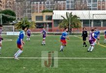 Clasificaciones fútbol base Jaén