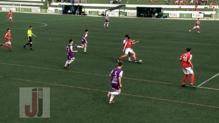 Crónica At Jaén cadete 2-0 CD We FC
