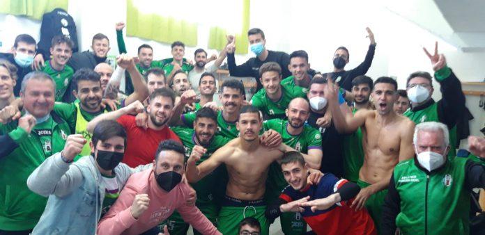 Crónica At Mancha Real 3-0 CD Torreperogil