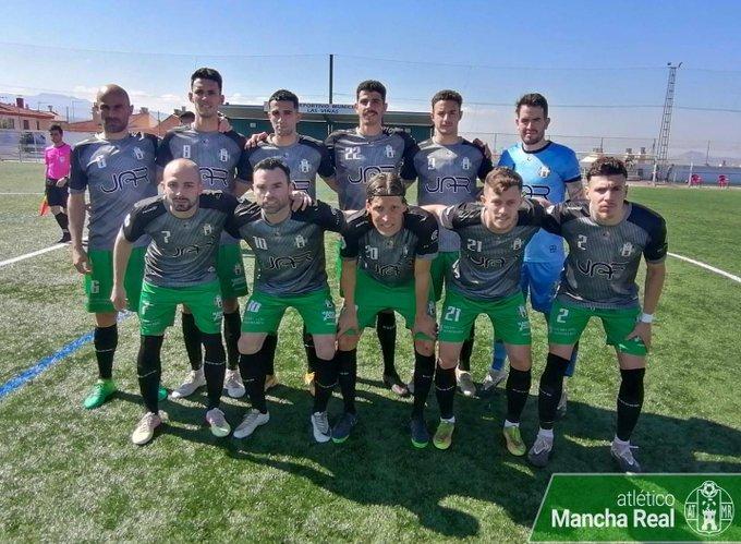Crónica CD Huétor Vega 0-1 At Mancha Real