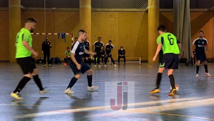 Resumen jornada Segunda Andaluza Jaén fútbol sala