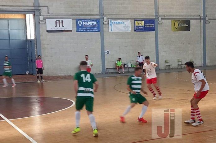 Comienza la competición de Segunda Andaluza de fútbol sala