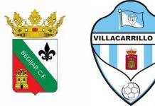 Begíjar CF y Villacarrillo estarán en la fase de ascenso