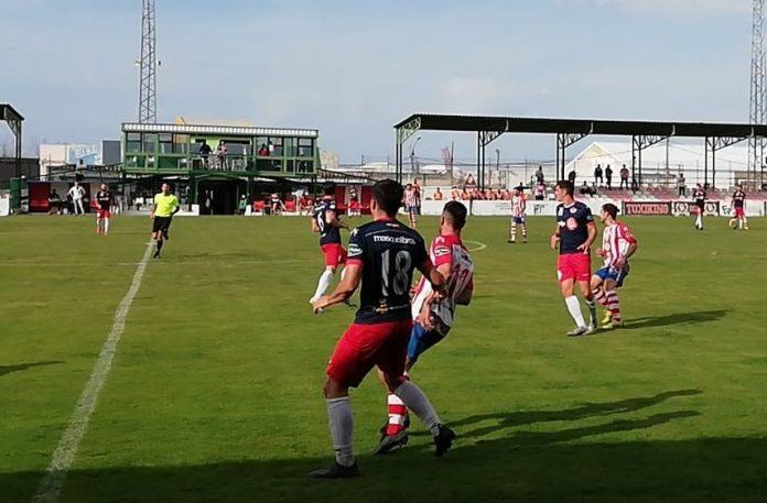Crónica UDC Torredonjimeno 4-0 Loja CD
