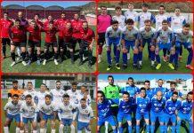 Eliminatorias ascenso a Primera Andaluza Jaén