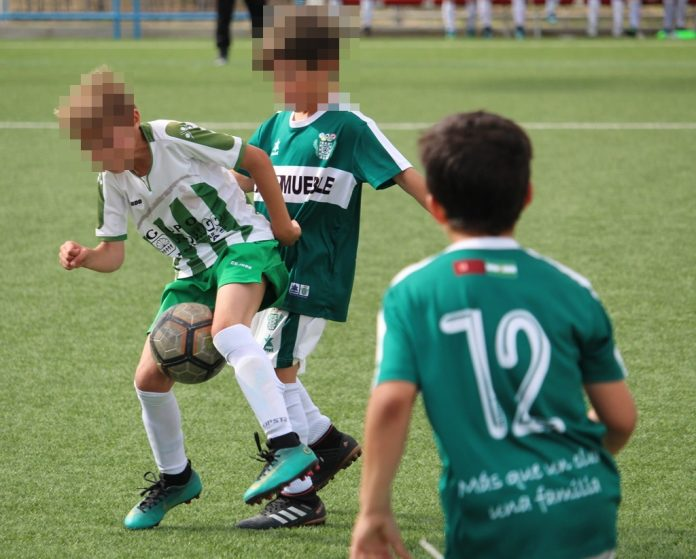 Copa Diputación fútbol base