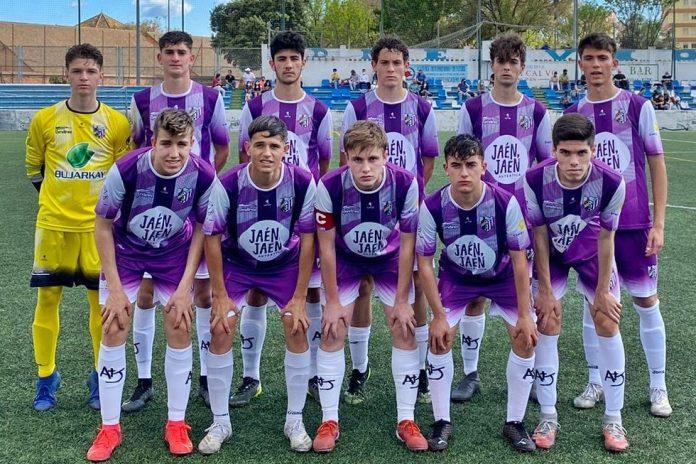 Crónica AD Nervión 2-1 At Jaén