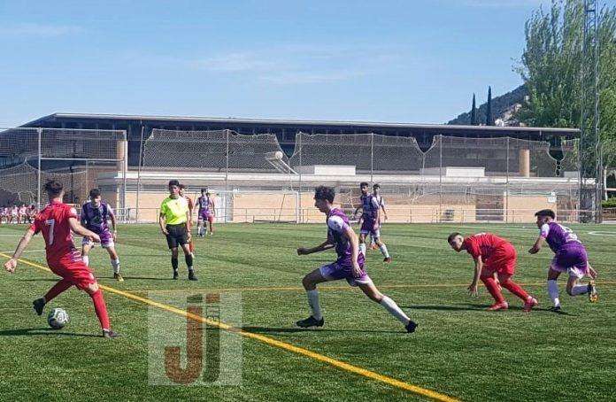 Crónica At Jaén 1-0 Granada CF