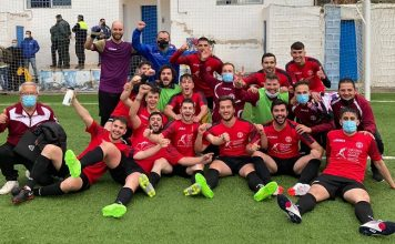 Crónica UD Cambil 1-2 CD Beas. Ascenso Beas