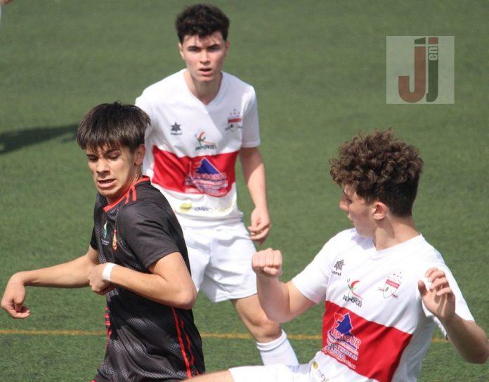 Crónica CD Escuela de Fútbol Internacional 1-0 CD Hispania. Segunda Andaluza juvenil