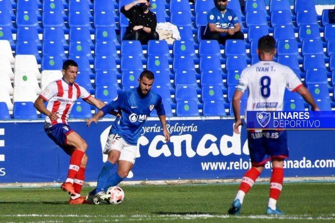 Crónica Linares Deportivo 1-0 Algeciras CF