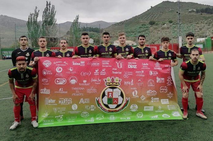 Resumen Copa Subdelegada Jaén. Los Villares CF